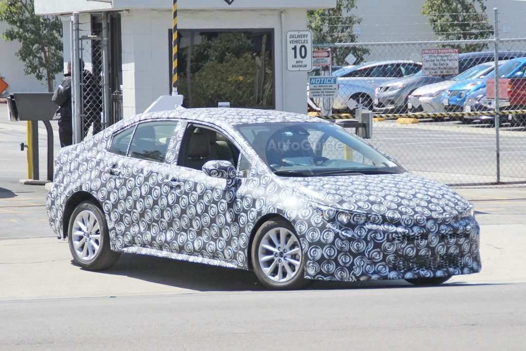 85 All New 2020 New Toyota Avensis Spy Shots Exterior and Interior by 2020 New Toyota Avensis Spy Shots