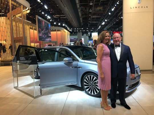 85 All New 2020 The Lincoln Continental New Concept for 2020 The Lincoln Continental
