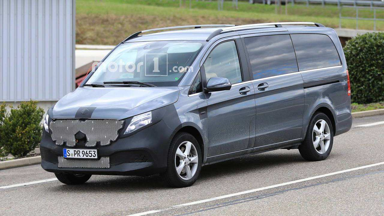 85 All New Mercedes Benz Vito 2020 History for Mercedes Benz Vito 2020