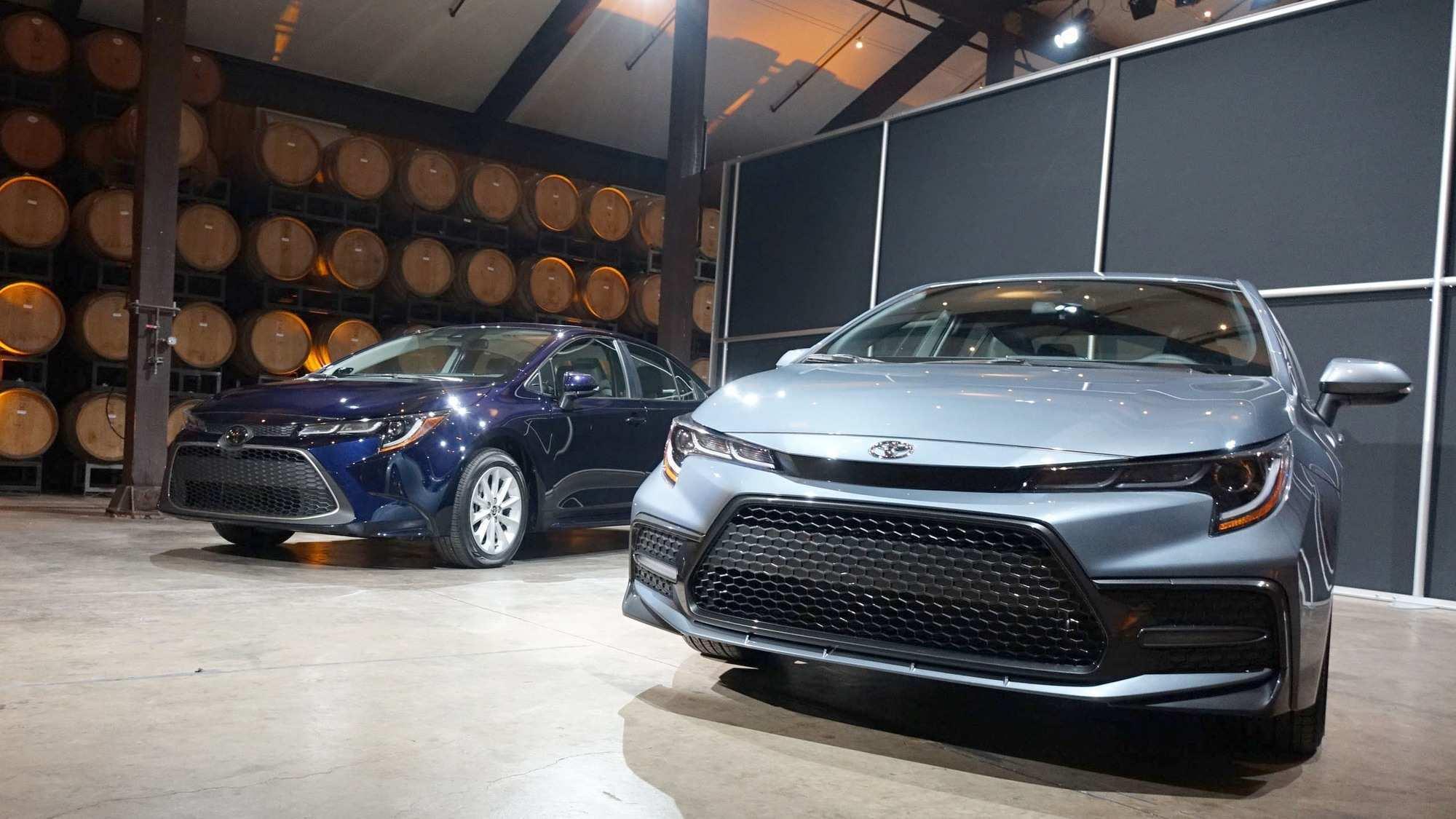 85 All New Toyota 2020 Gli Prices for Toyota 2020 Gli