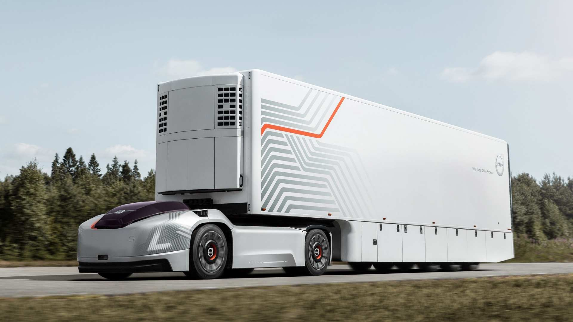 85 All New Volvo Electric Truck 2020 History with Volvo Electric Truck 2020