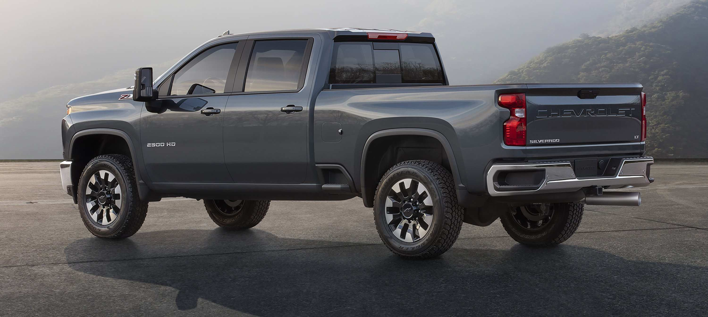 85 Best Review 2020 Chevy Silverado 1500 2500 Redesign and Concept by 2020 Chevy Silverado 1500 2500