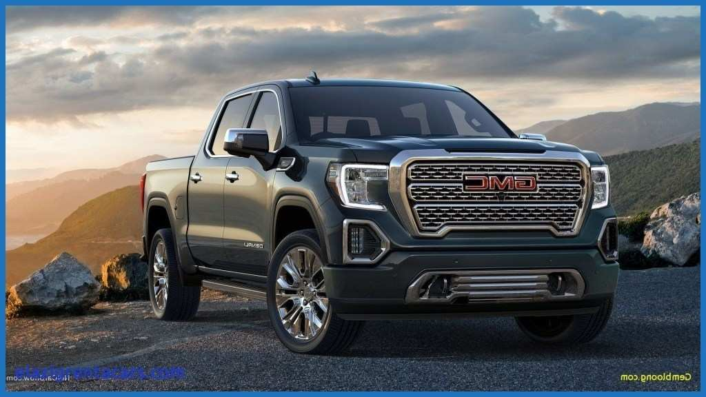85 Best Review 2020 GMC Canyon Denali Performance and New Engine by 2020 GMC Canyon Denali