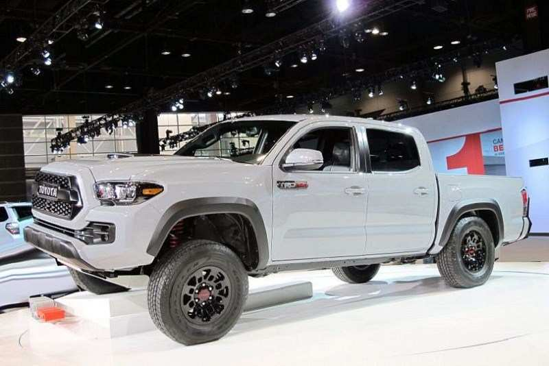 85 Best Review 2020 Toyota Tacoma Diesel Trd Pro Concept by 2020 Toyota Tacoma Diesel Trd Pro