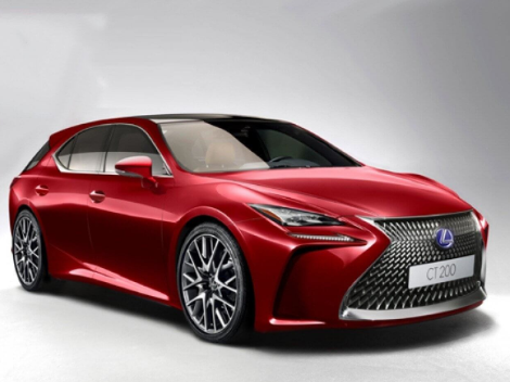 85 Best Review Lexus Hatchback 2020 Style for Lexus Hatchback 2020
