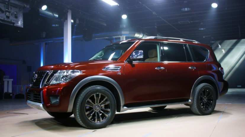 85 Best Review New Nissan Patrol 2020 Release Date for New Nissan Patrol 2020