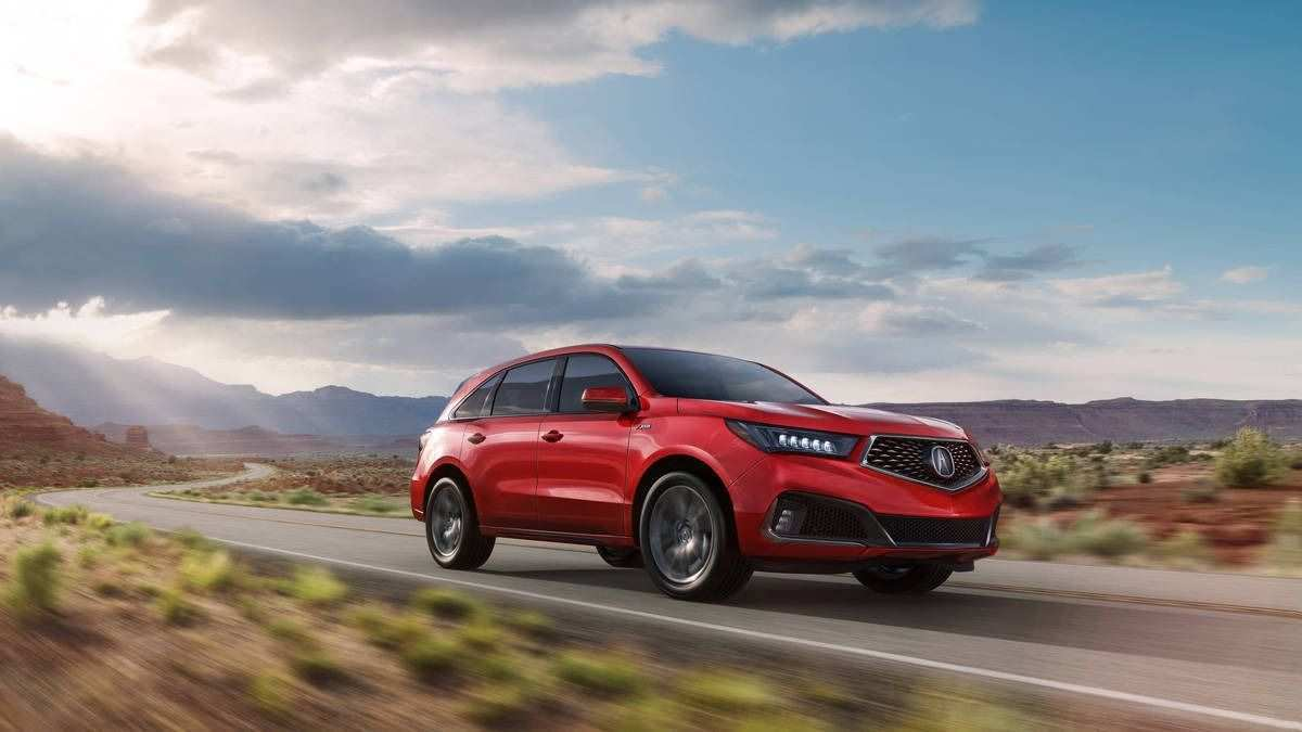 85 Concept of 2020 Acura MDX Hybrid Overview with 2020 Acura MDX Hybrid
