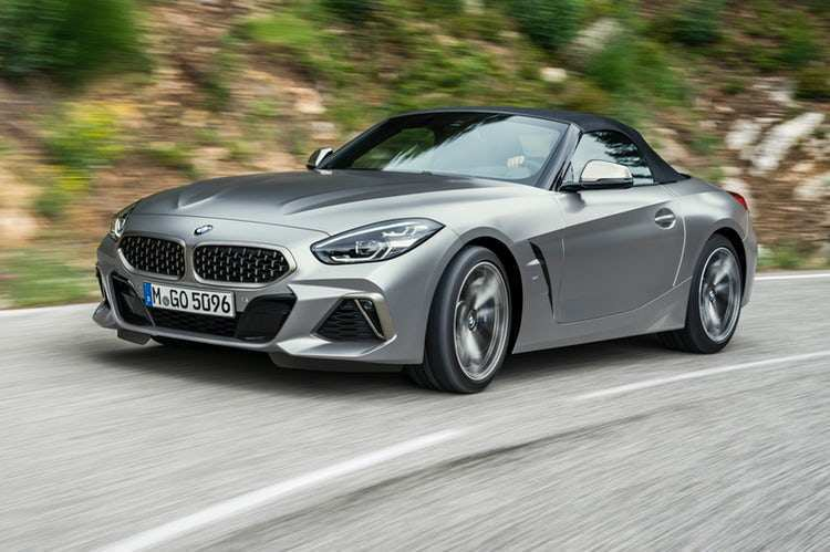 85 Concept of 2020 BMW Z4 Roadster Review by 2020 BMW Z4 Roadster