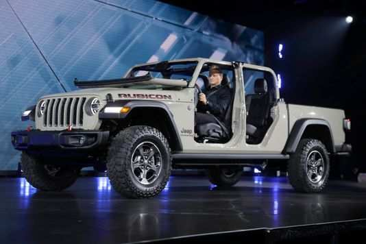 85 Concept of 2020 Jeep Wrangler Style by 2020 Jeep Wrangler
