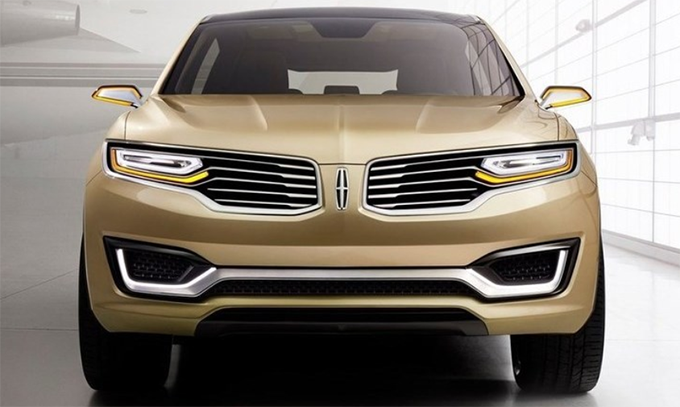 85 Concept of 2020 Lincoln MKX Spy Shoot by 2020 Lincoln MKX