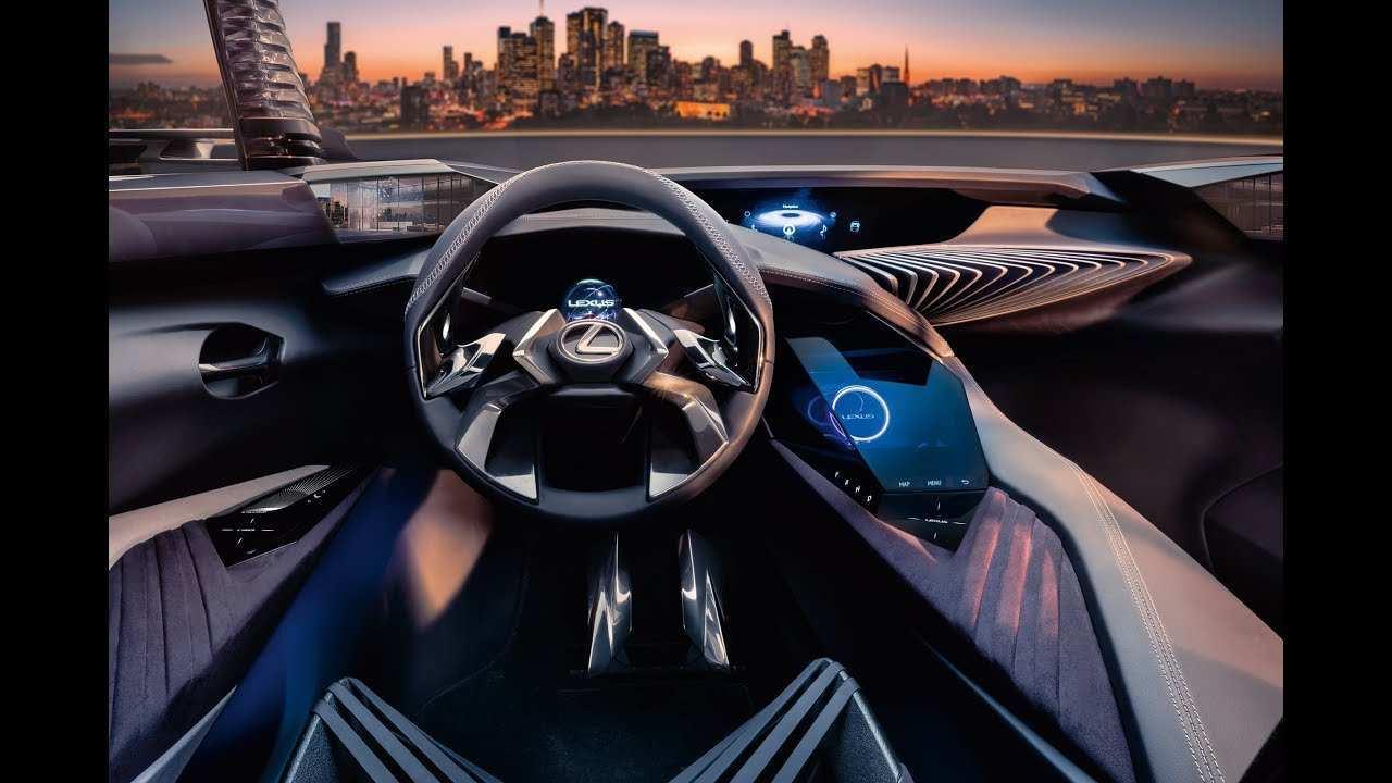 85 Concept of Lexus 2020 Ux Release by Lexus 2020 Ux