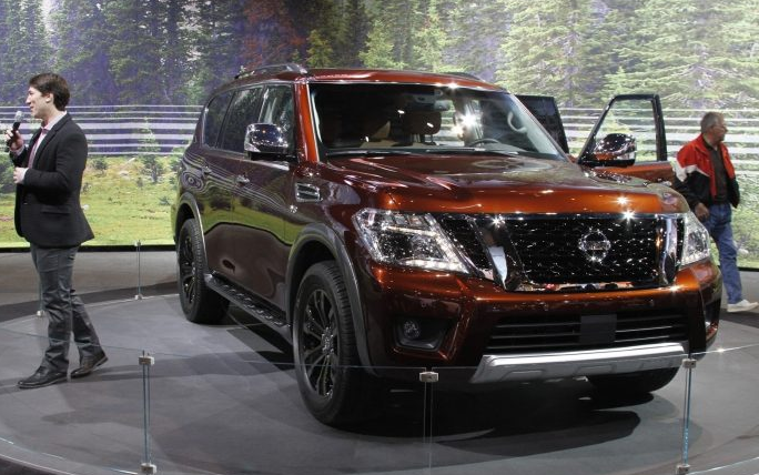 85 Concept of New Nissan Patrol 2020 Picture for New Nissan Patrol 2020