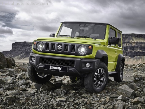 85 Concept of Suzuki Jimny 2020 Model Exterior and Interior by Suzuki Jimny 2020 Model