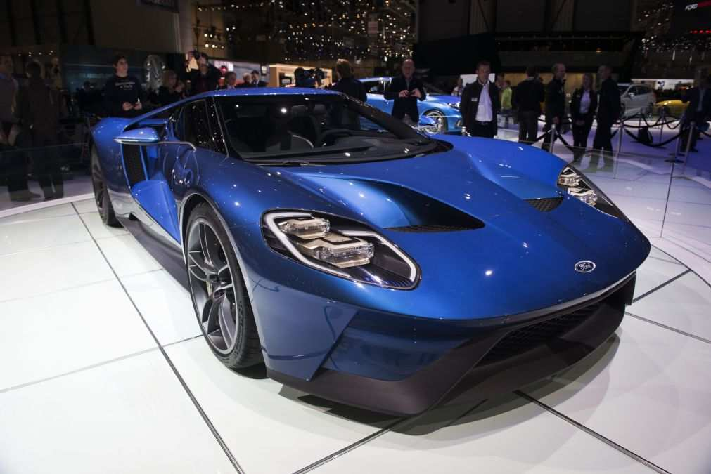 85 Gallery of 2020 Ford Gt Supercar Exterior and Interior for 2020 Ford Gt Supercar