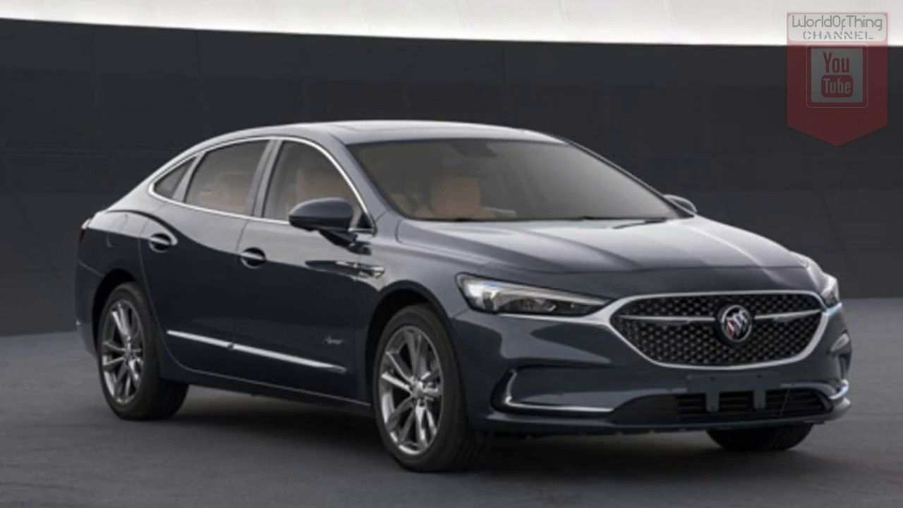 85 Great 2020 Buick Lesabre New Review by 2020 Buick Lesabre
