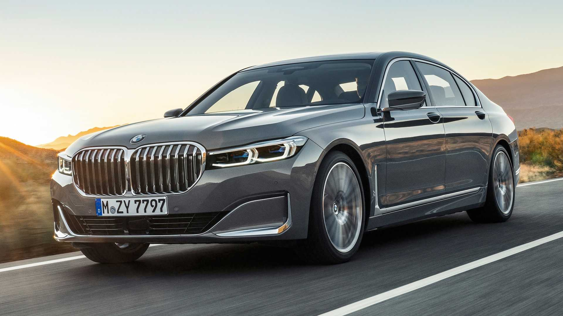 85 New 2020 BMW 7 Series Research New by 2020 BMW 7 Series