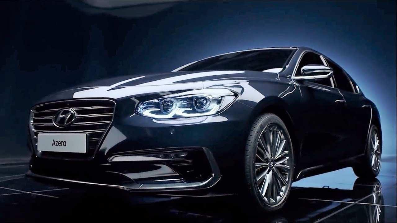 85 New 2020 Hyundai Azera Style with 2020 Hyundai Azera