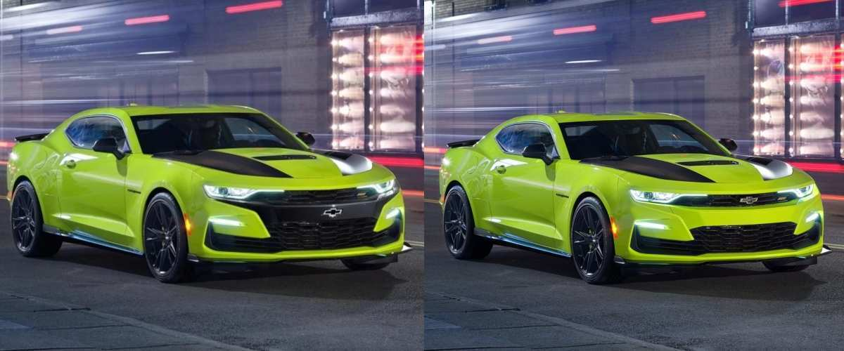 85 New 2020 The Camaro Ss Images for 2020 The Camaro Ss