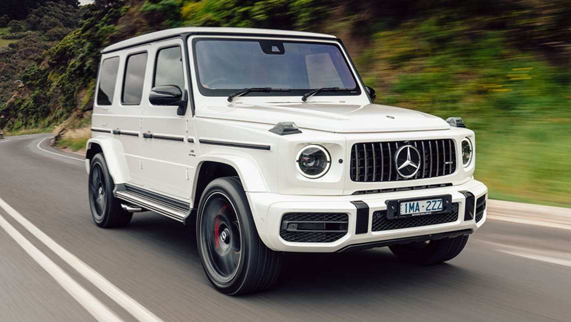 85 New Mercedes G63 2020 Exterior Spesification with Mercedes G63 2020 Exterior