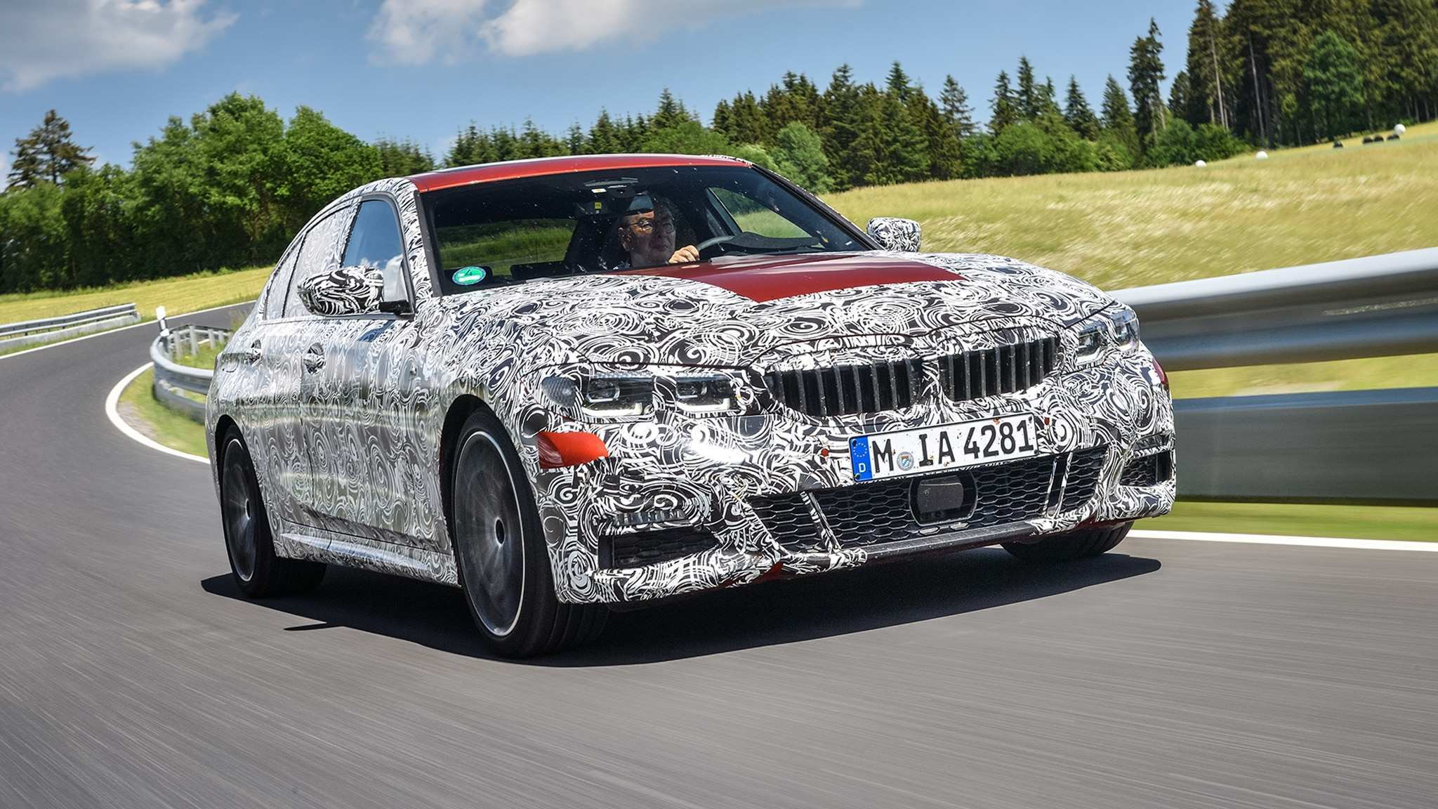 85 The 2020 BMW 3 Series Pictures with 2020 BMW 3 Series
