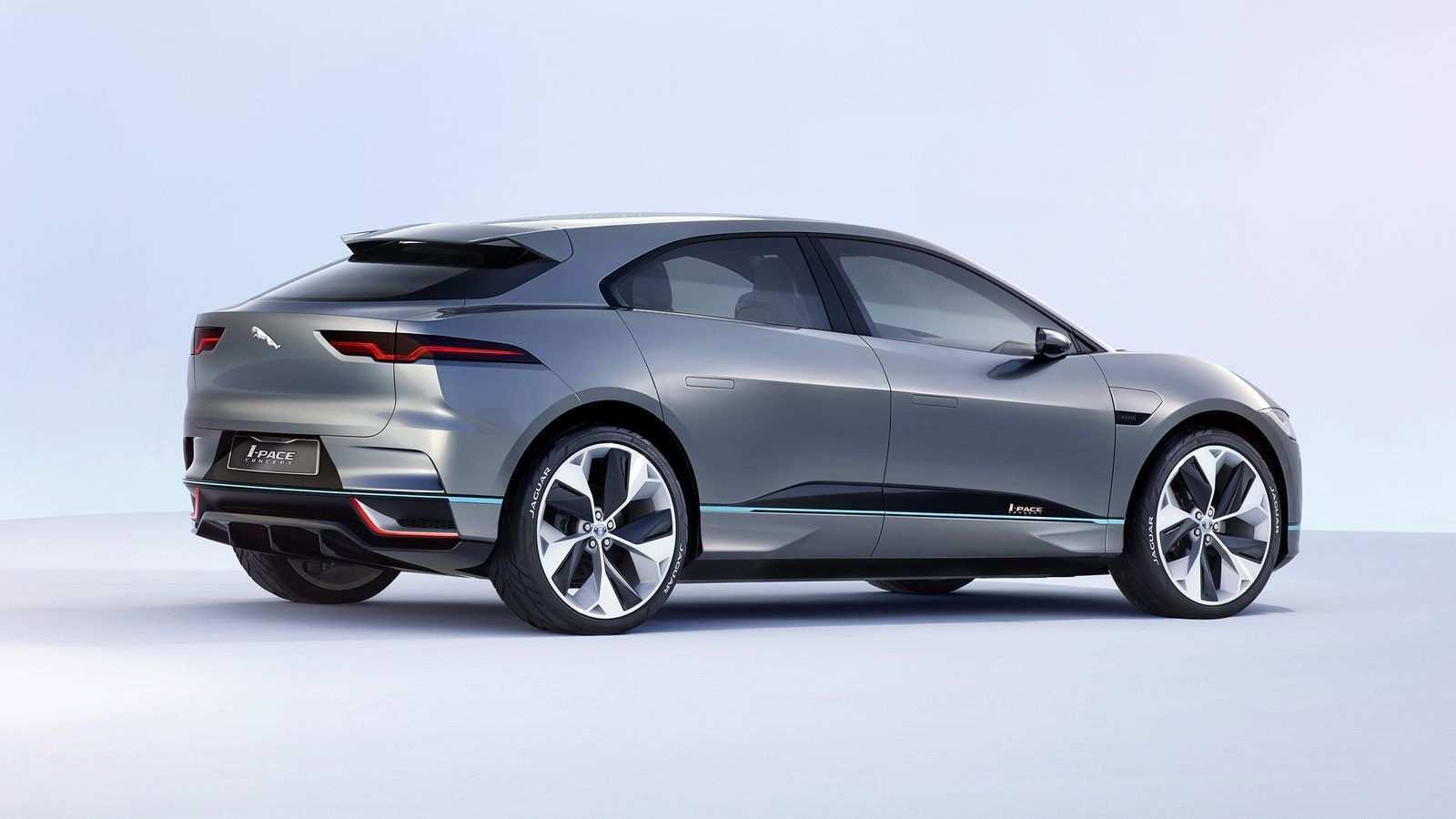 85 The 2020 Jaguar I Pace Model by 2020 Jaguar I Pace
