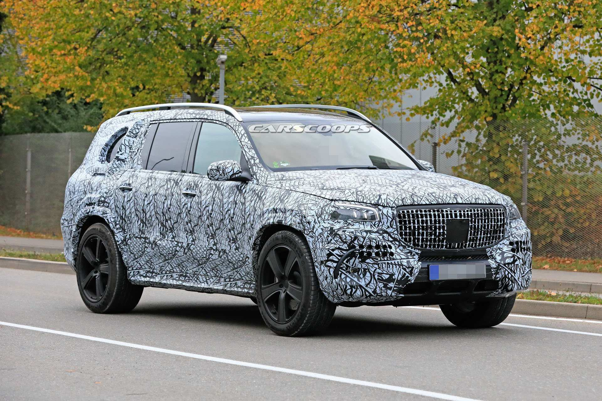 85 The 2020 Mercedes GLS History for 2020 Mercedes GLS