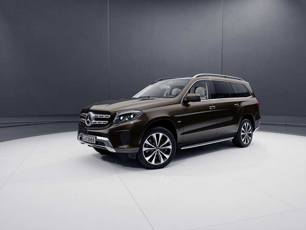 85 The 2020 Mercedes Gl Class Specs with 2020 Mercedes Gl Class