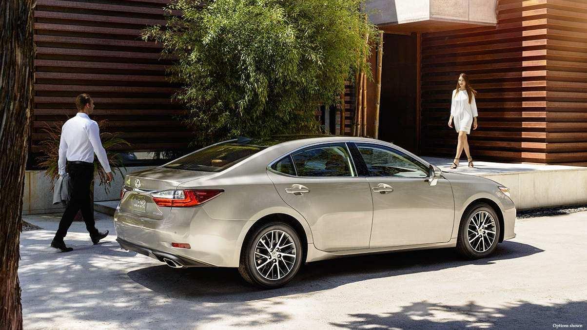 85 The Lexus Es 2020 Dimensions Engine by Lexus Es 2020 Dimensions