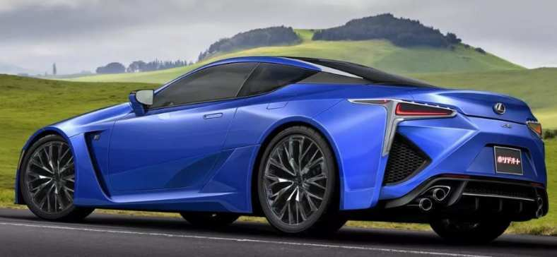 85 The Lexus Lc 2020 New Concept with Lexus Lc 2020