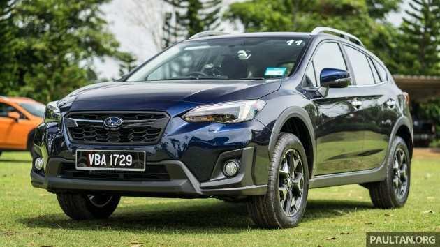 85 The Subaru 2020 Xv Spesification with Subaru 2020 Xv
