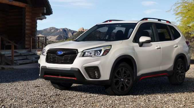 85 The Subaru Forester 2020 Australia Speed Test with Subaru Forester 2020 Australia