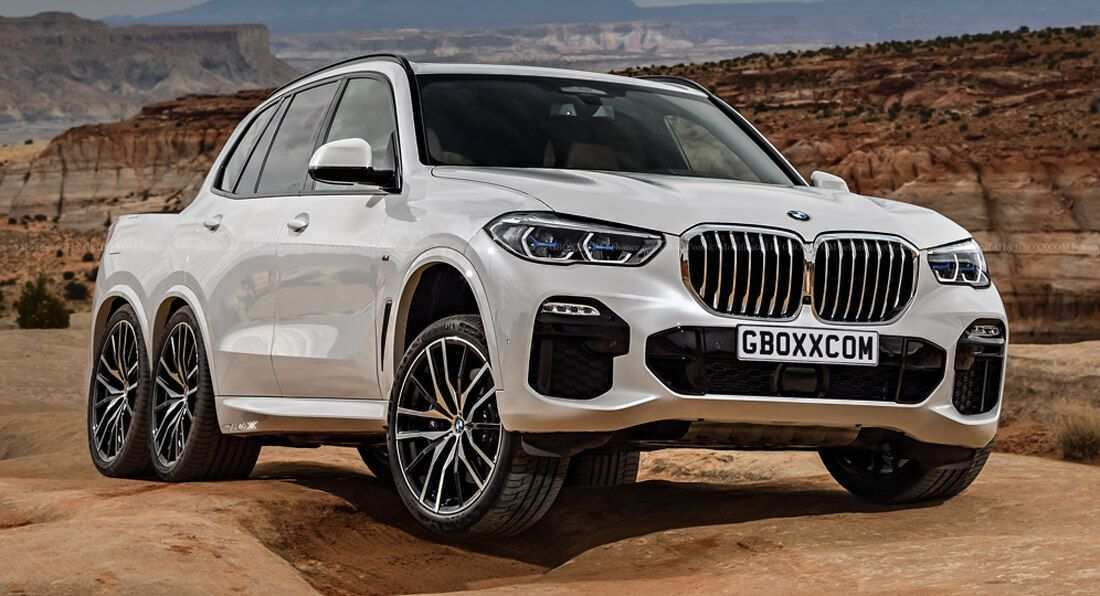 86 All New 2020 BMW Truck Pictures Prices for 2020 BMW Truck Pictures