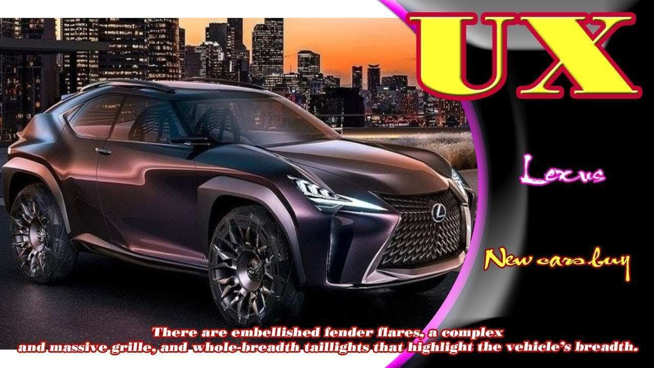 86 All New 2020 Lexus Ux 250H Style with 2020 Lexus Ux 250H