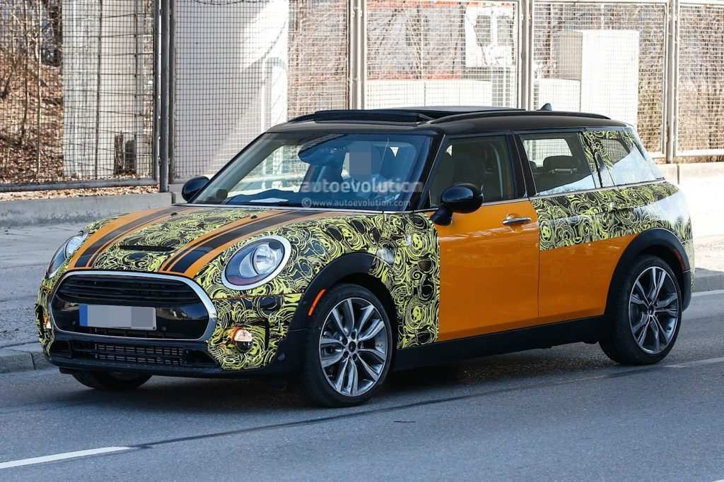 86 All New 2020 Spy Shots Mini Countryman Concept by 2020 Spy Shots Mini Countryman