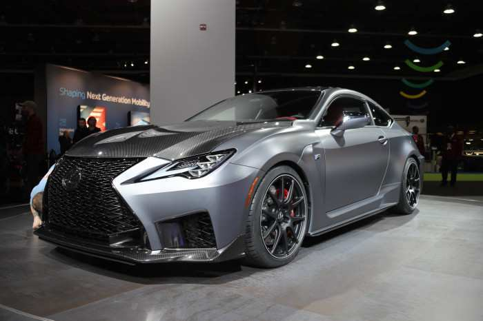 86 All New Lexus Black Edition 2020 Ratings with Lexus Black Edition 2020