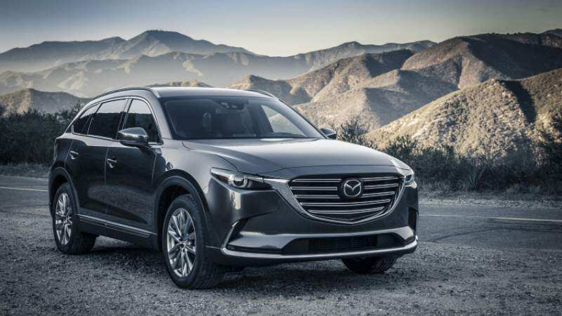 86 Best Review 2020 Mazda Cx 9 Rumors Redesign with 2020 Mazda Cx 9 Rumors
