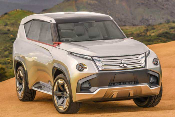 86 Best Review 2020 Mitsubishi Montero 2018 Concept for 2020 Mitsubishi Montero 2018