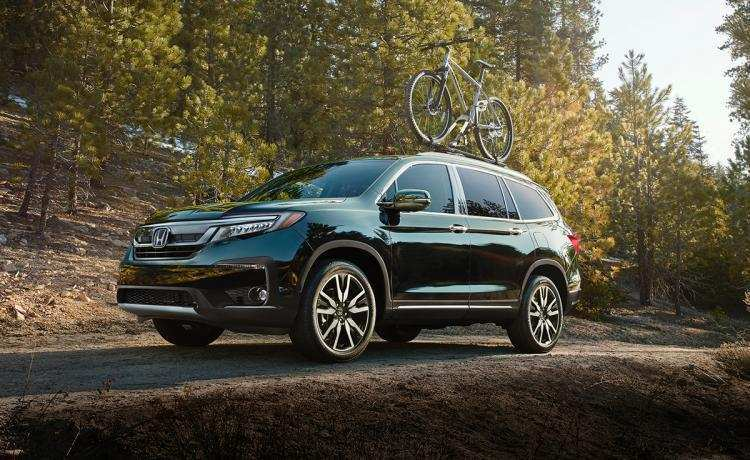 86 Concept of 2020 Honda Pilot Black Edition Wallpaper by 2020 Honda Pilot Black Edition