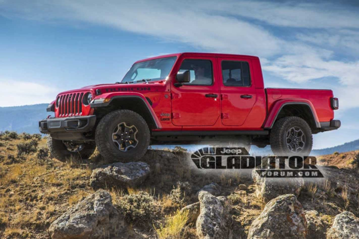 86 Concept of 2020 Jeep Brute New Concept with 2020 Jeep Brute