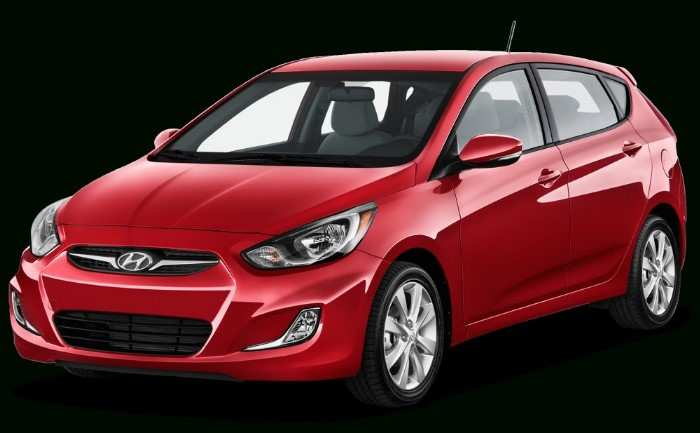 86 Gallery of 2020 Hyundai Accent Hatchback Exterior and Interior for 2020 Hyundai Accent Hatchback
