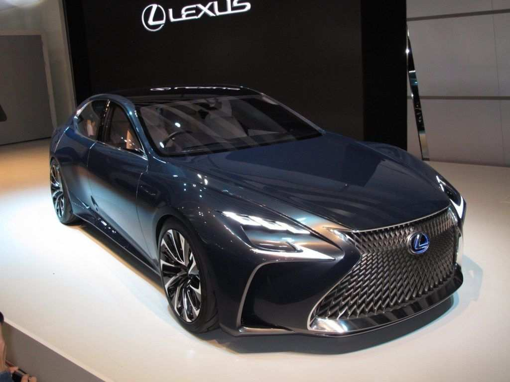 86 Gallery of 2020 Lexus LS Engine with 2020 Lexus LS