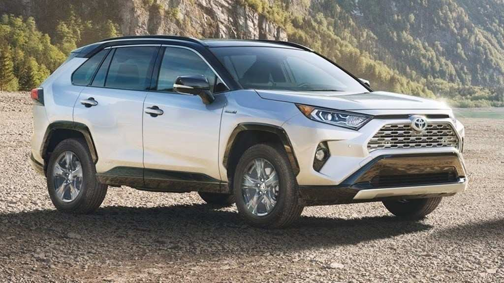 86 Gallery of 2020 Toyota Rav4 Exterior First Drive for 2020 Toyota Rav4 Exterior