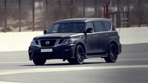 86 Gallery of New Nissan Patrol 2020 Redesign and Concept with New Nissan Patrol 2020