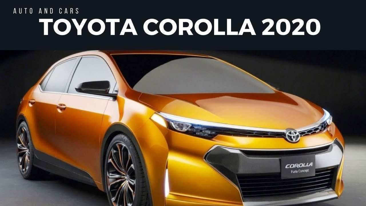 86 Gallery of Toyota 2020 Gli Style by Toyota 2020 Gli