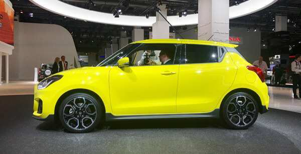 86 Great 2020 New Suzuki Swift Sport Spy Shoot for 2020 New Suzuki Swift Sport