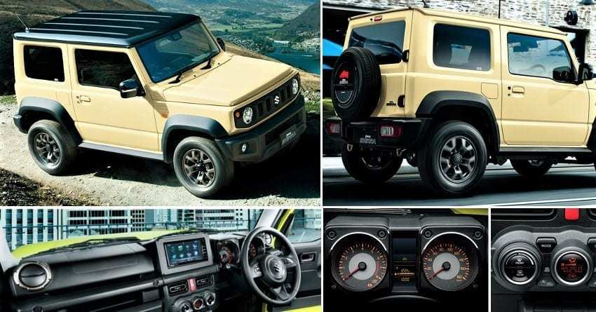 86 Great 2020 Suzuki Jimny Model Spesification for 2020 Suzuki Jimny Model