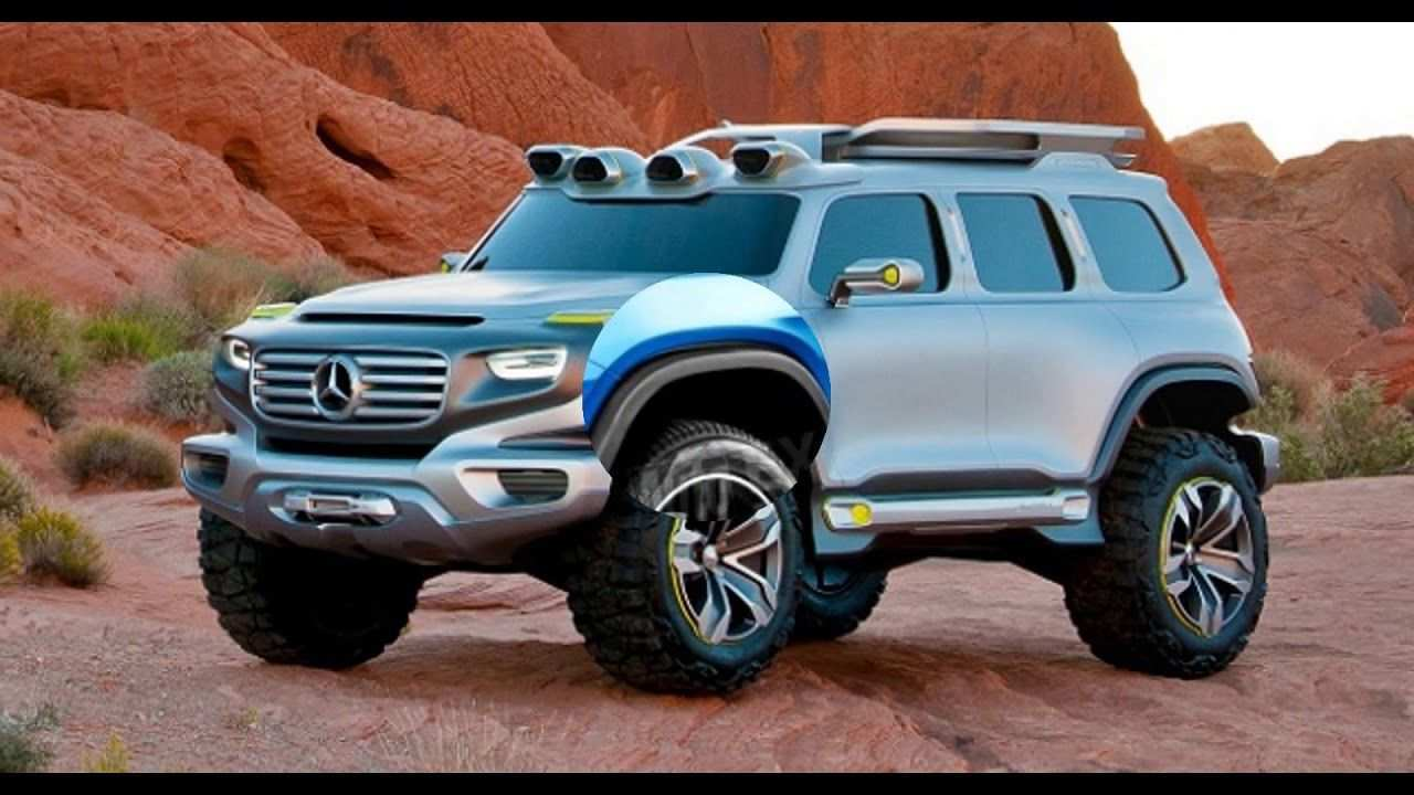 86 Great Mercedes G 2020 New Concept Picture for Mercedes G 2020 New Concept