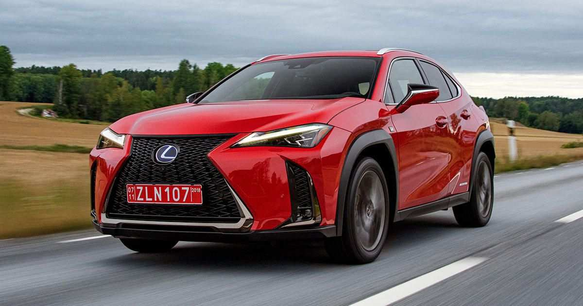 86 New 2020 Lexus Ux 250H Performance by 2020 Lexus Ux 250H