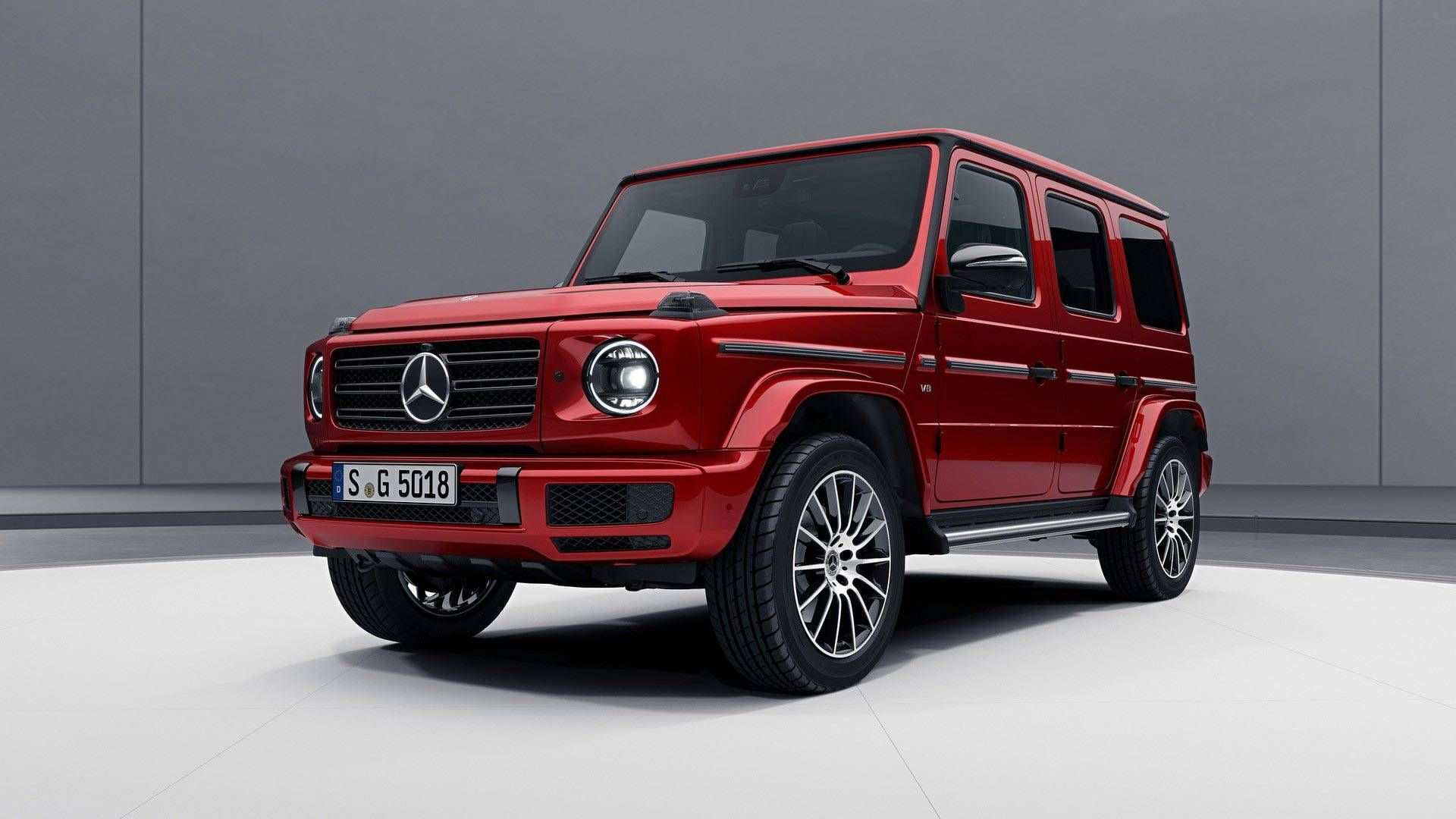 86 New 2020 Mercedes G Wagon Exterior Date Performance and New Engine for 2020 Mercedes G Wagon Exterior Date