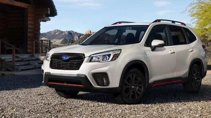 86 New Next Generation Subaru Forester 2020 Exterior for Next Generation Subaru Forester 2020